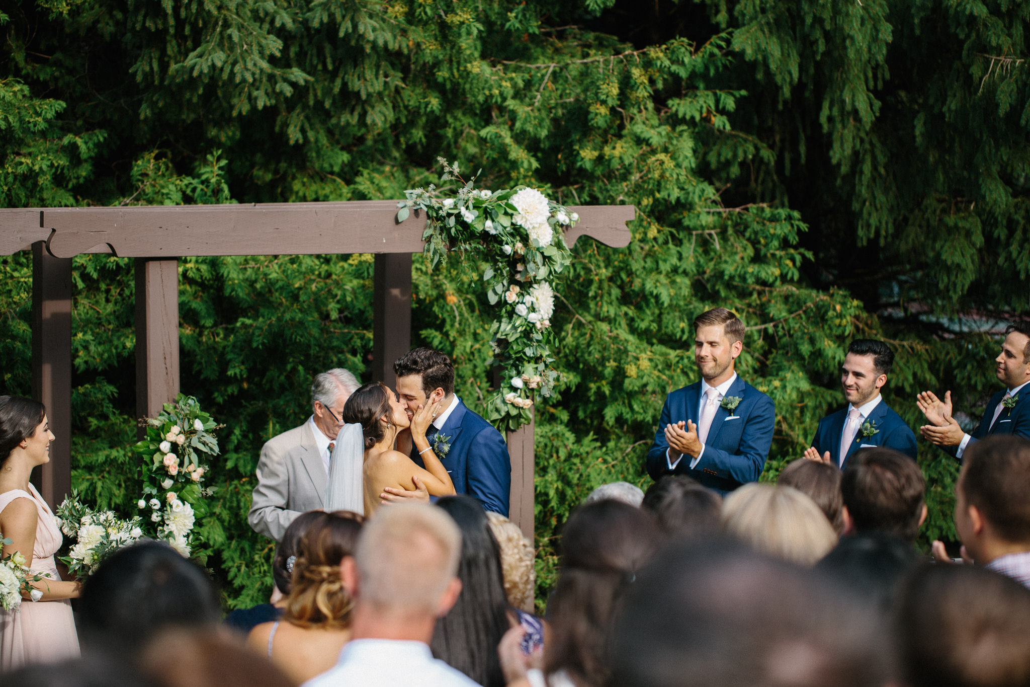 Miller Lash House Wedding Toronto