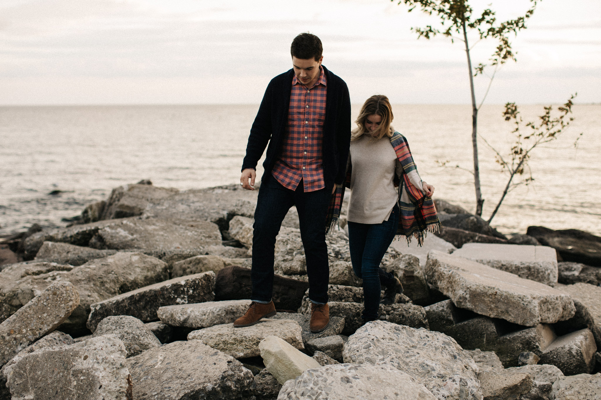 the beaches engagement toronto