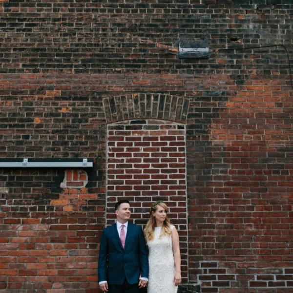 Kathleen + Aaron | The Gladstone Hotel Wedding