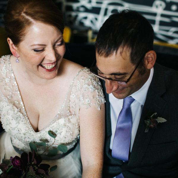 Georgina + Jacob | Thompson Hotel Toronto Wedding