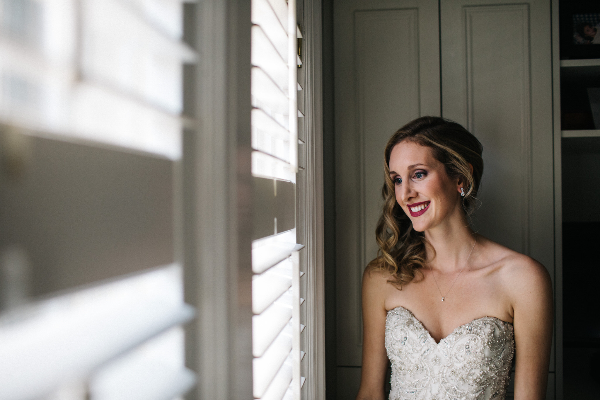 portrait of a bride, bride getting ready, berkeley church wedding, toronto wedding photographer