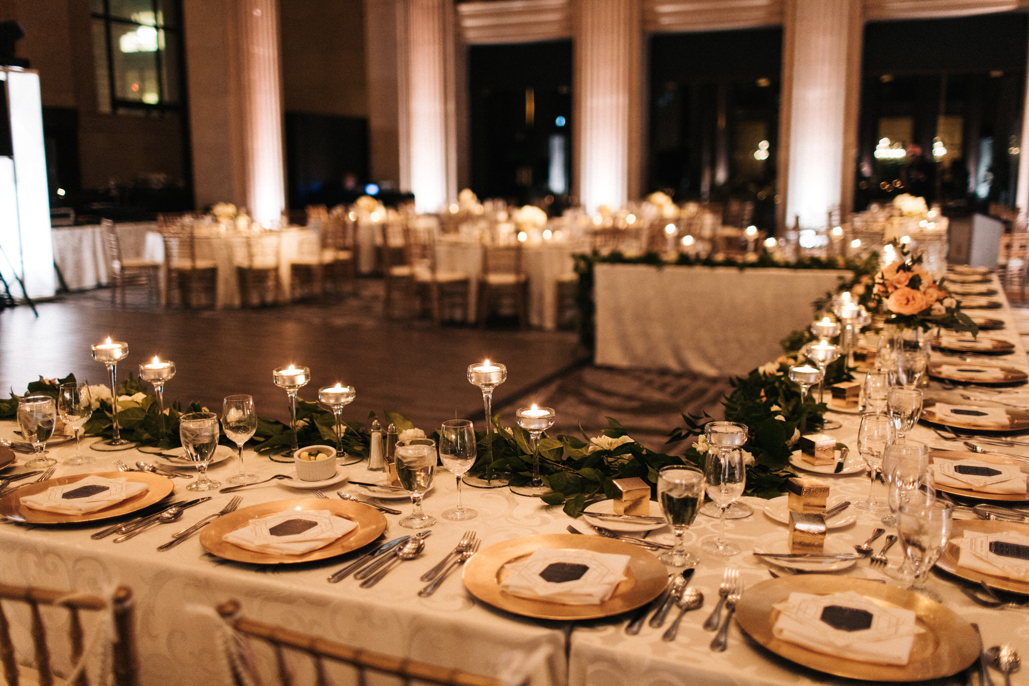 first look one king west wedding, art deco