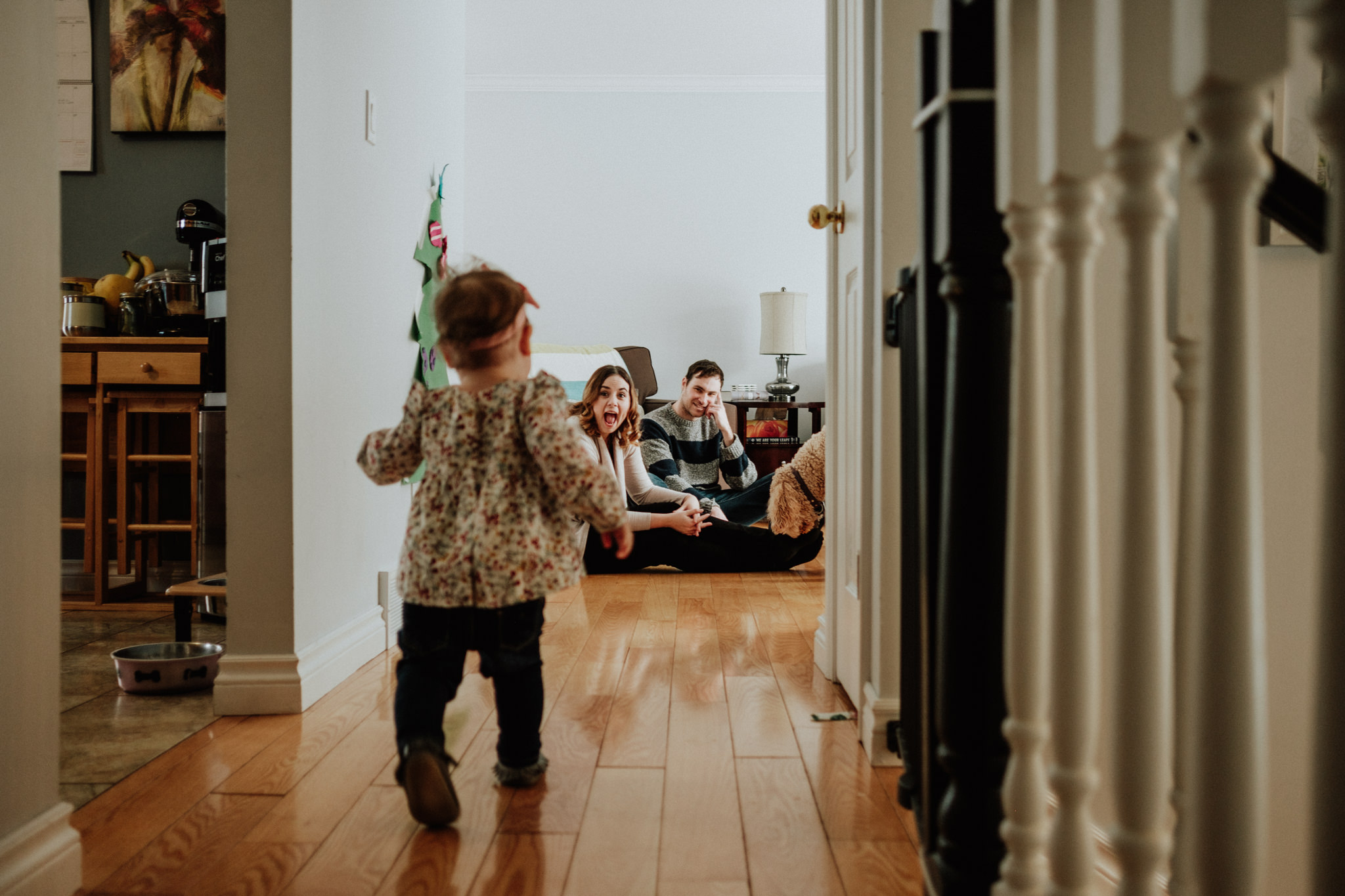 The Finlay's | Toronto Lifestyle Photography Session