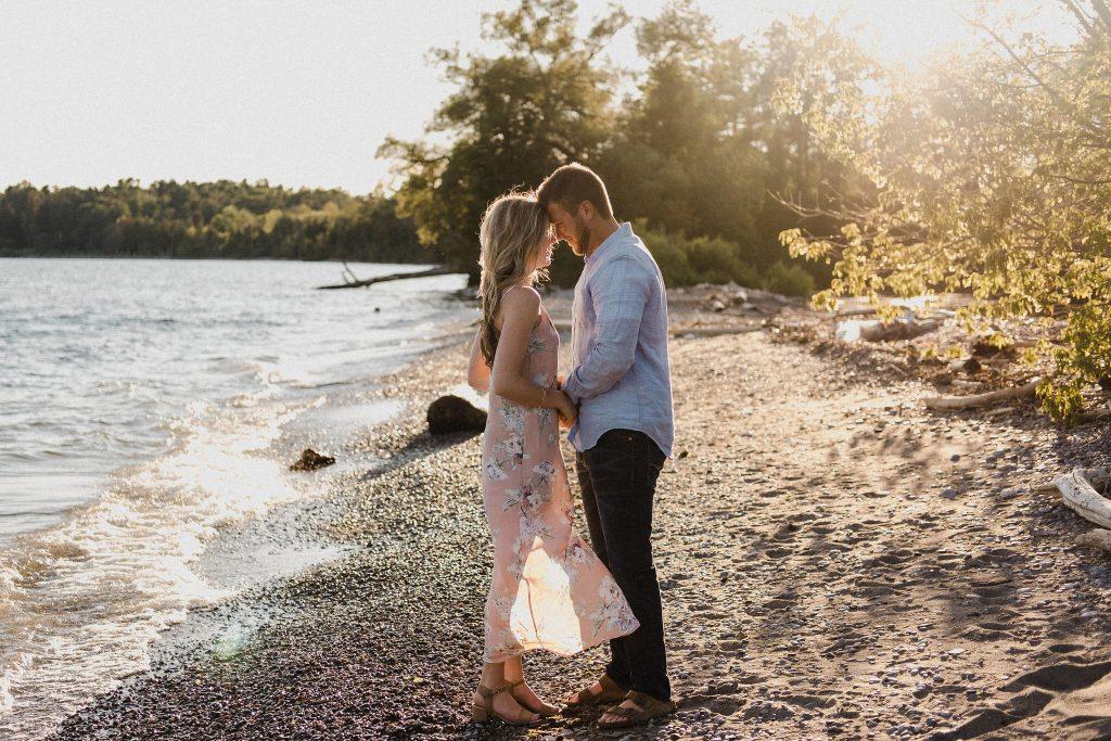 Whitby Engagement Photos, Belcroft Estate Wedding, Toronto Wedding Photographer