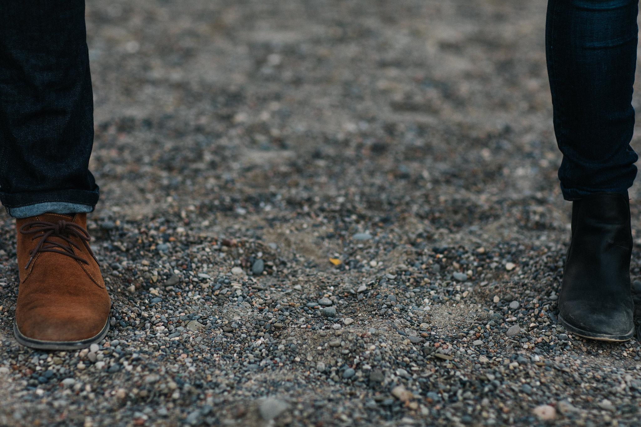 the beaches engagement toronto