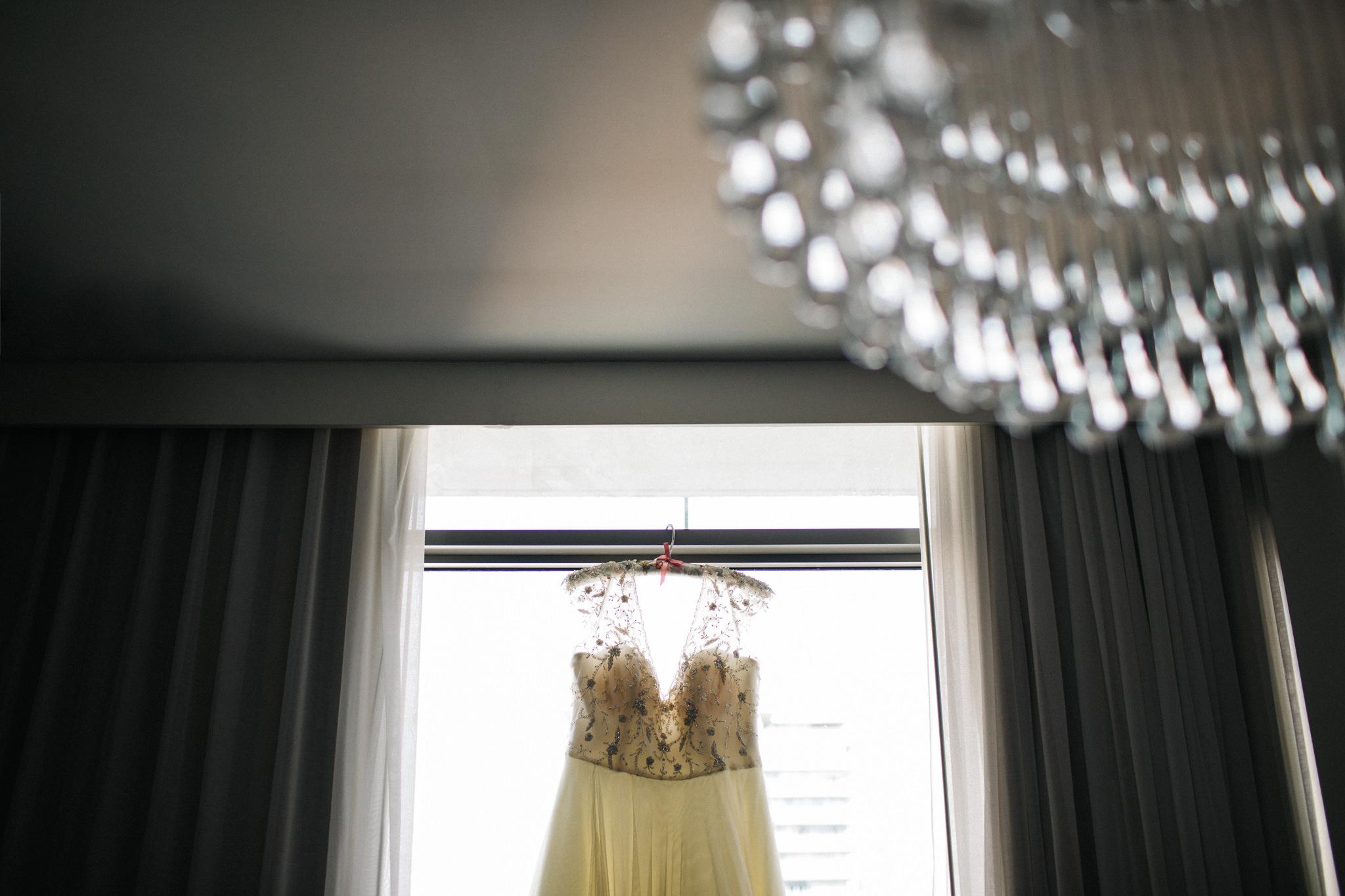 Thompson hotel Toronto Wedding Photographer