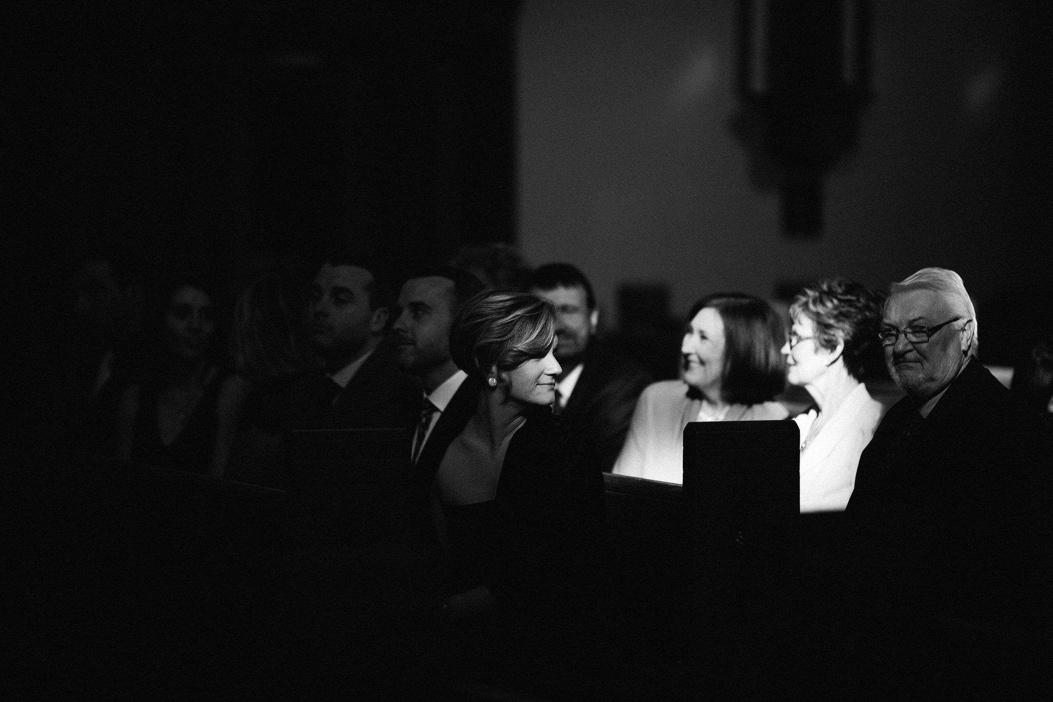 Blessed sacrament parish toronto, toronto wedding, church wedding, wedding photographer toronto, berkeley church wedding, wedding guests