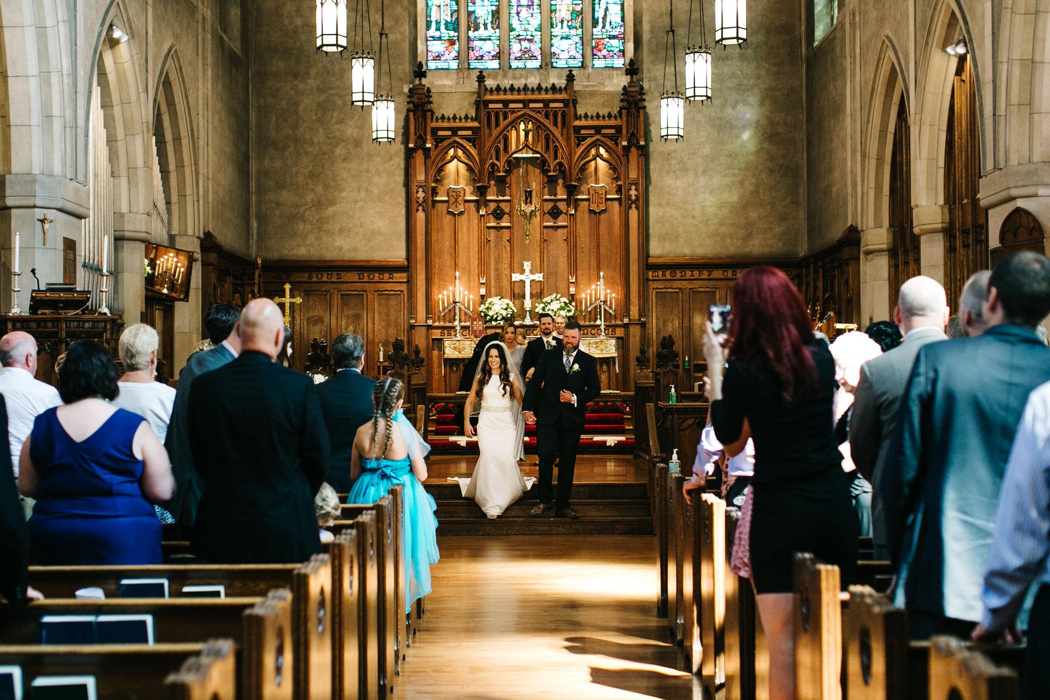 St. George Anglican Oshawa, Toronto wedding photographer, parkwood estates oshawa