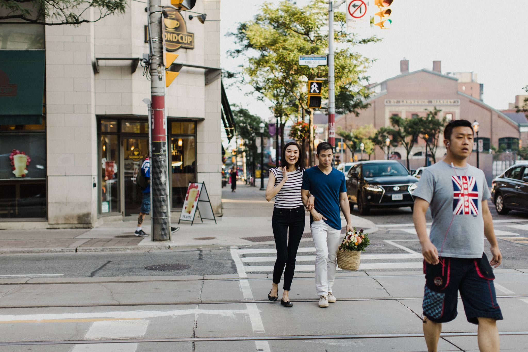Corktown Toronto Engagement Photos, toronto wedding photographer