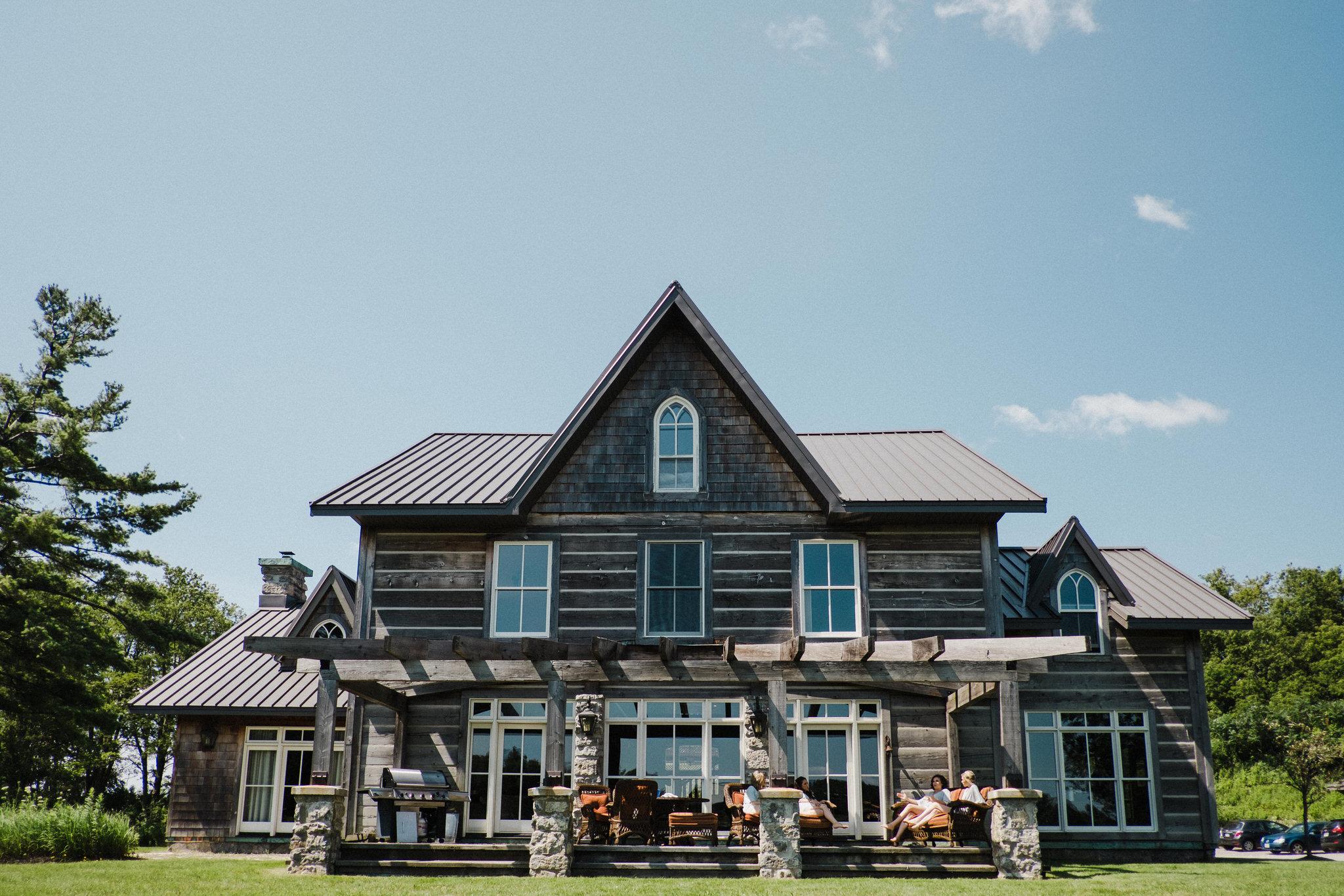 Century Barn Wedding, Cavan Ontario