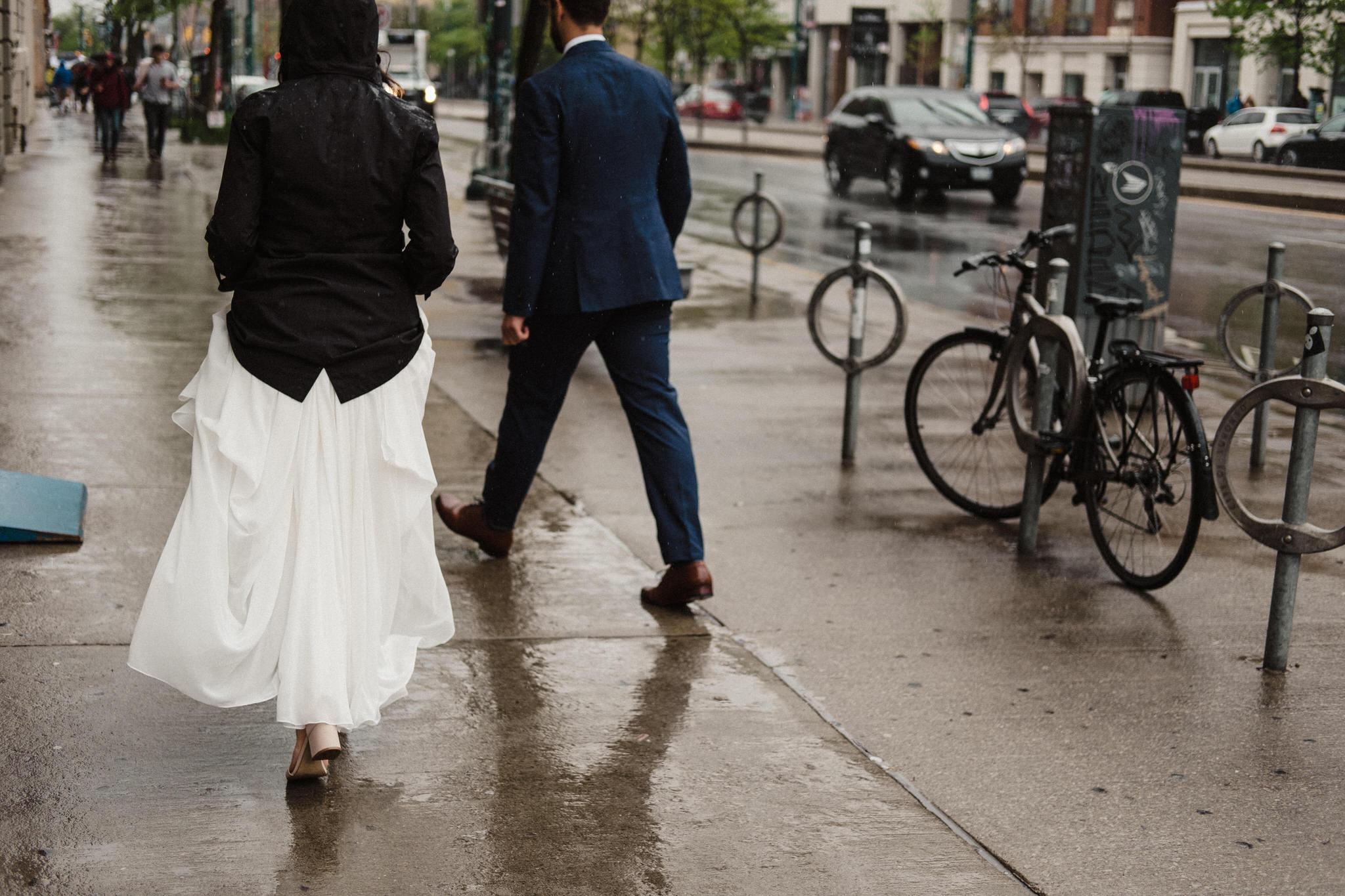 Hotel Ocho Wedding, Toronto Wedding Photographer
