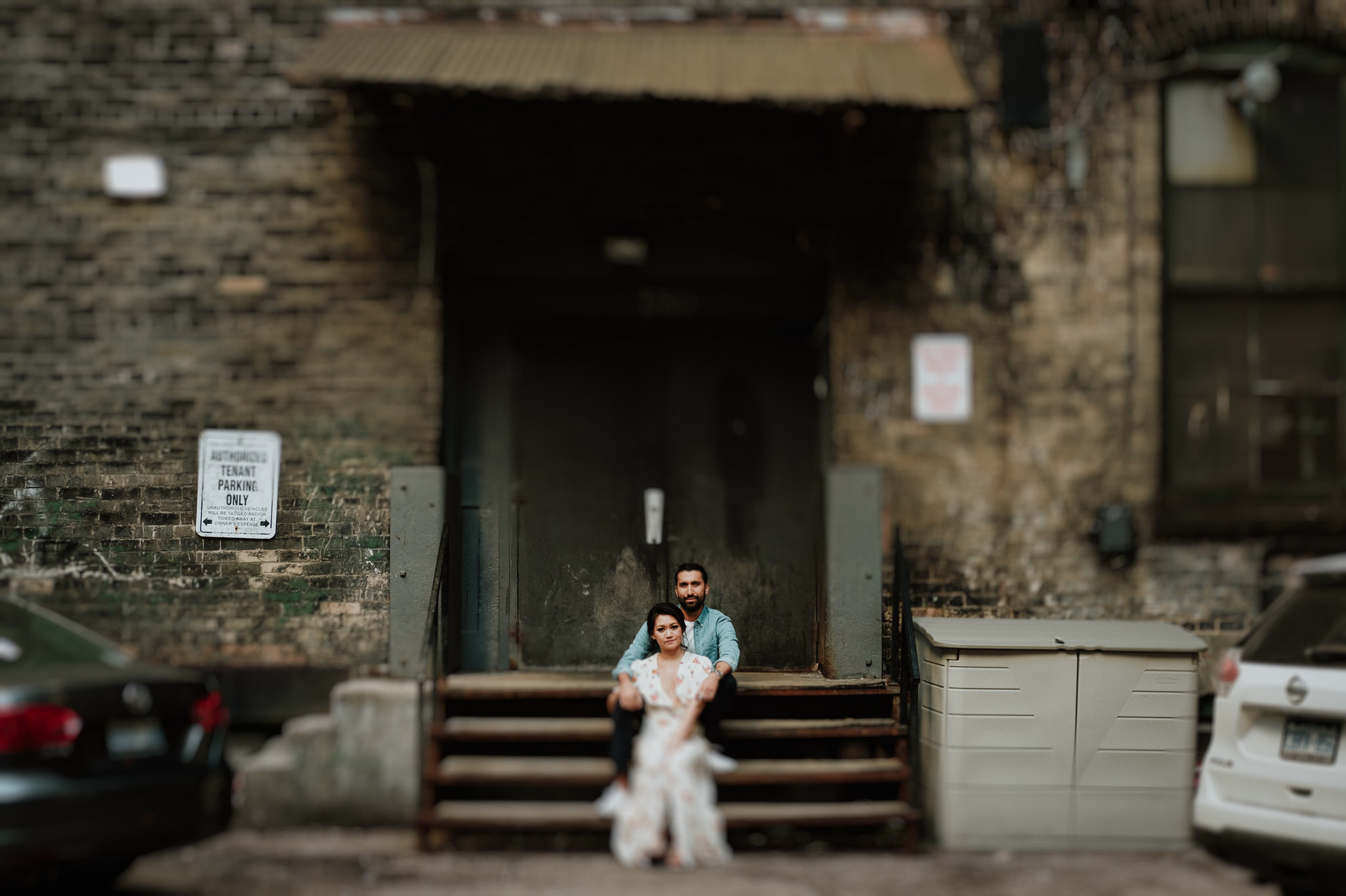 queen west engagement, toronto engagement photos, queen street west, toronto wedding photographer, graffiti alley