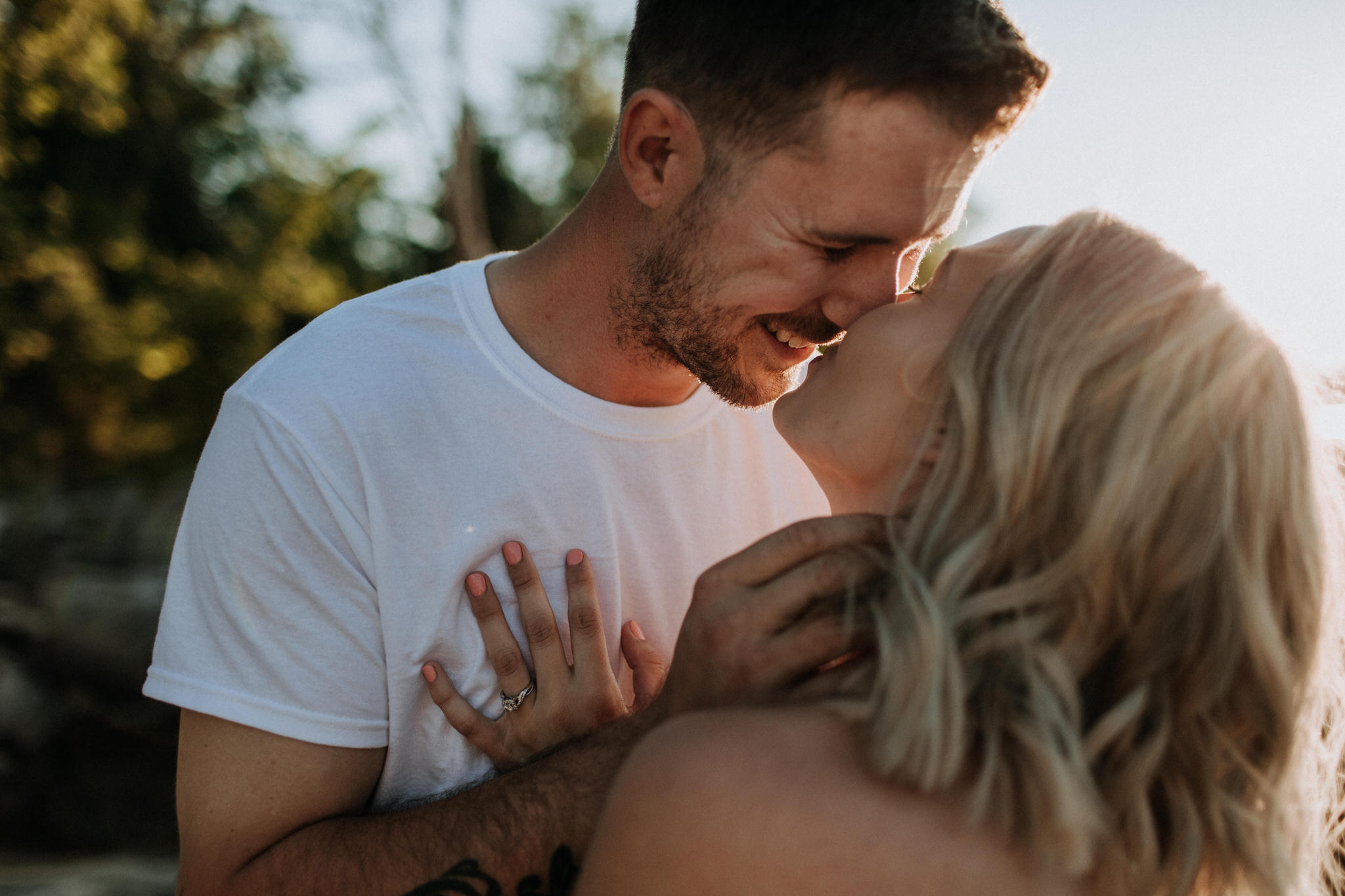 Burleigh Falls Engagement, Peterborough Photographer, Adventure Session