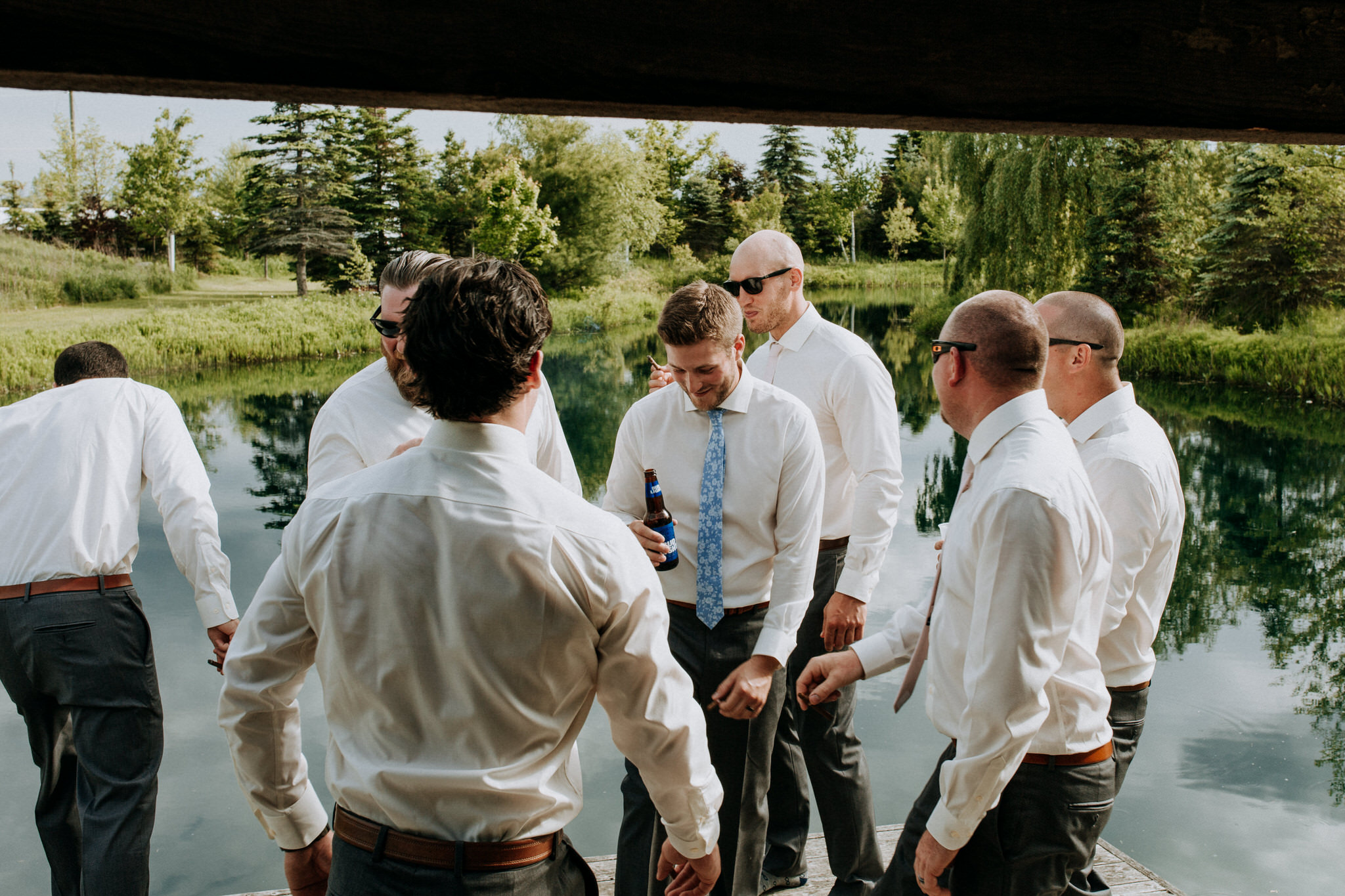 Belcroft Estates Wedding, Toronto Wedding Photographer