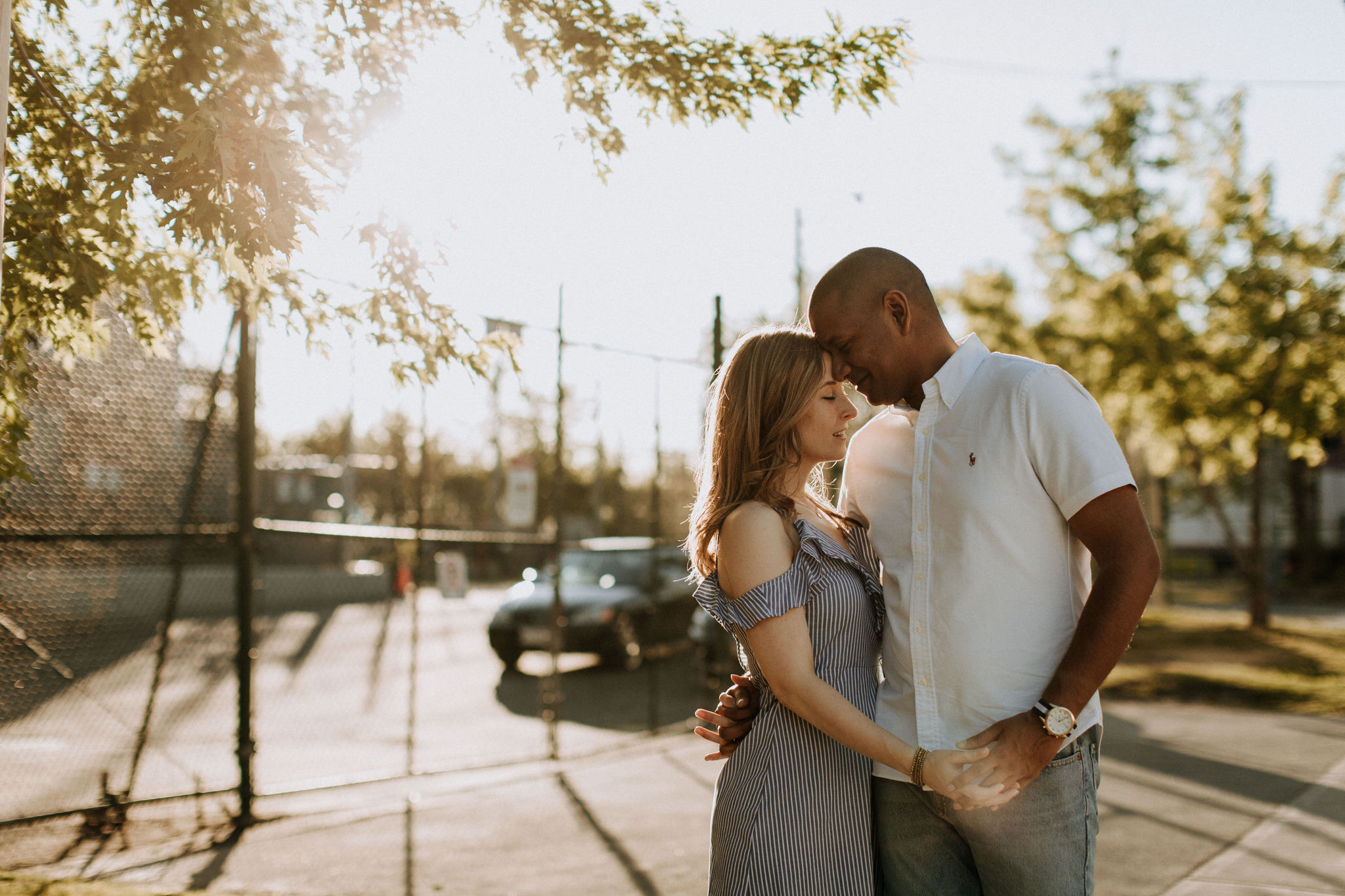 junction engagement photos, toronto engagement photos, urban toronto engagement, toronto wedding photographer