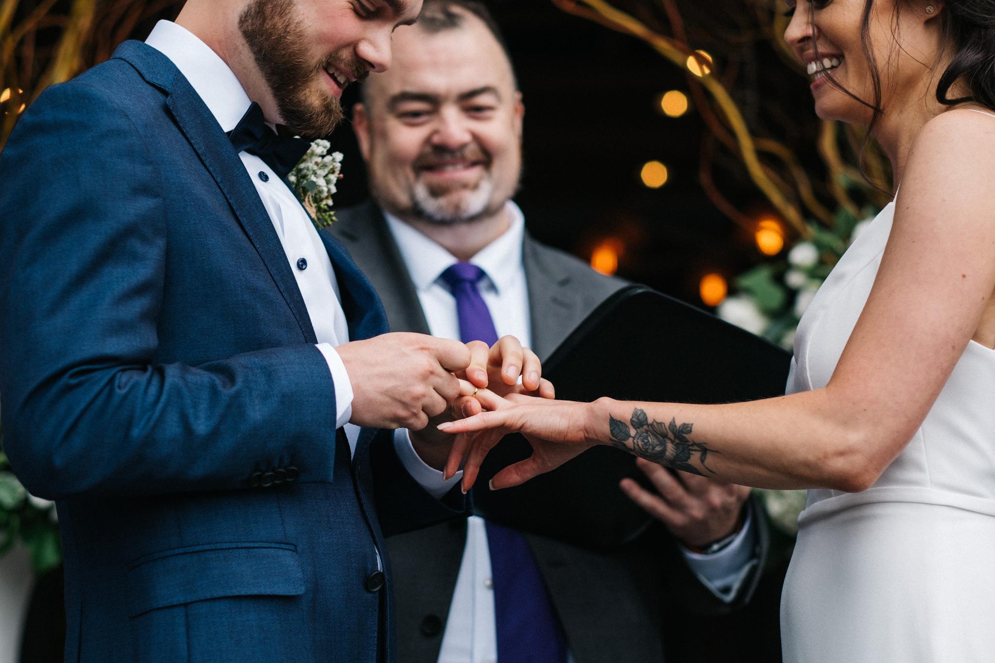 cluny bistro wedding toronto