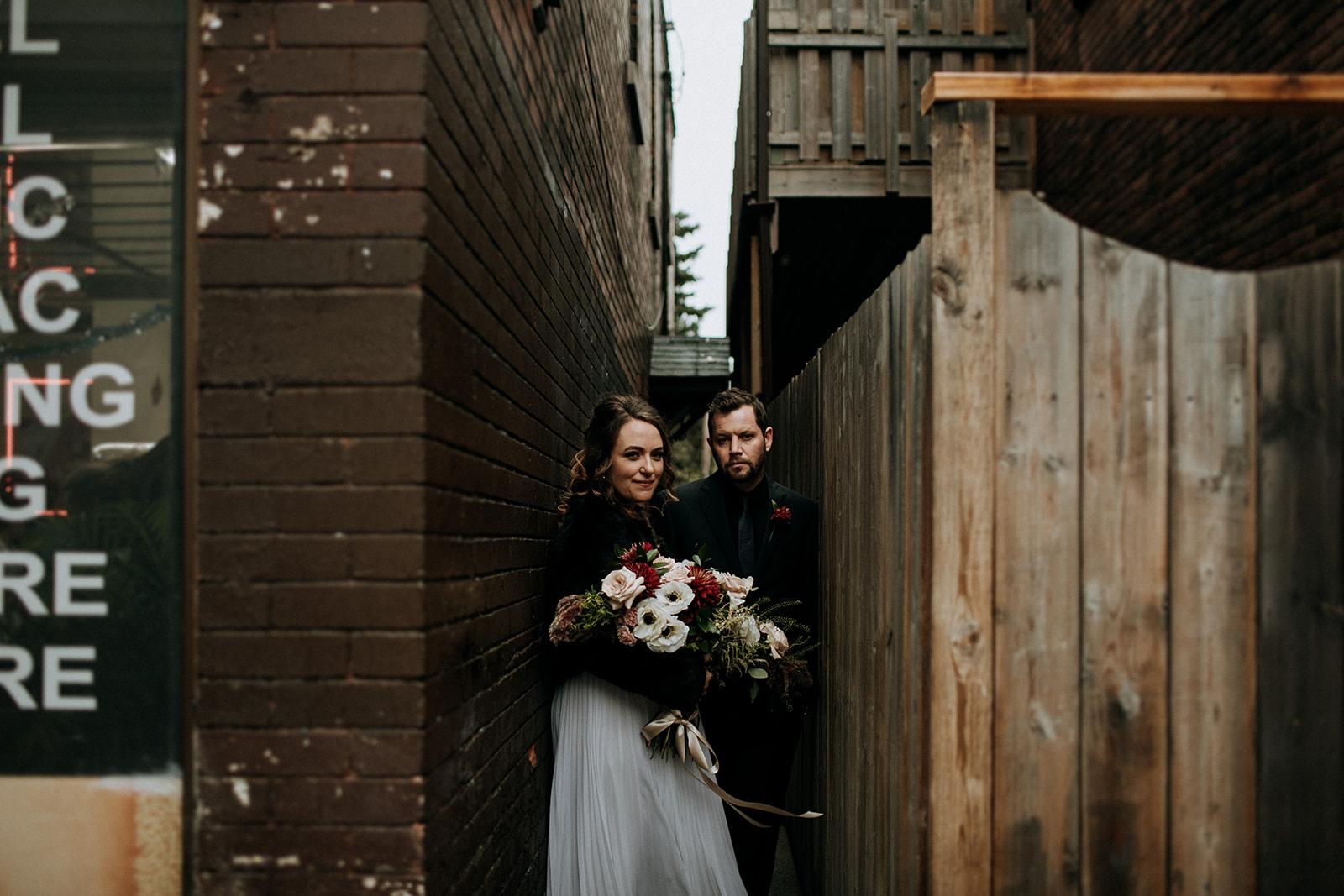 Junction craft brewery wedding
